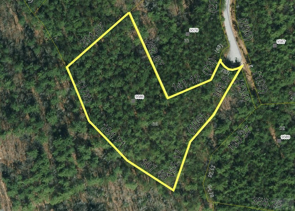 9586 Shortoff View Terrace Unit Lot# , Nebo, NC 28761, MLS # 3462857