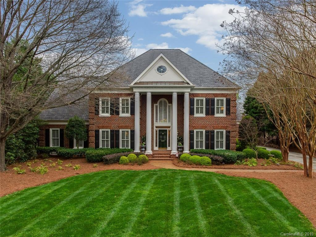 8221 Greencastle Drive, Charlotte, NC 28210, MLS # 3485363