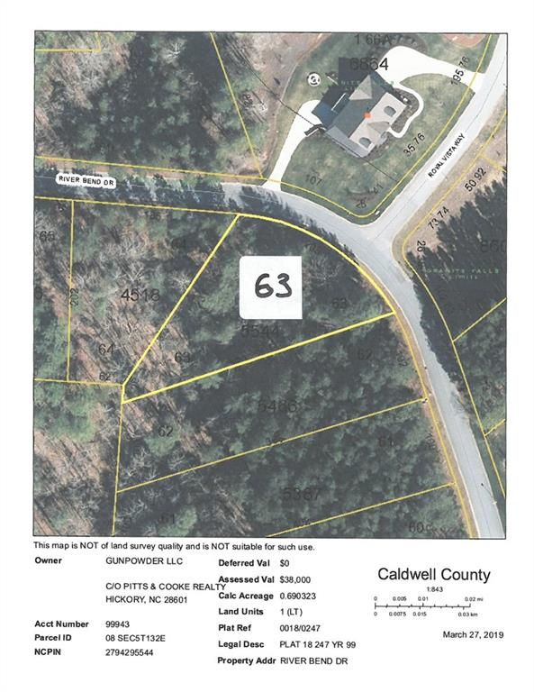 112 Gunpowder View Circle Unit 63, Granite Falls, NC 28630, MLS # 3489211