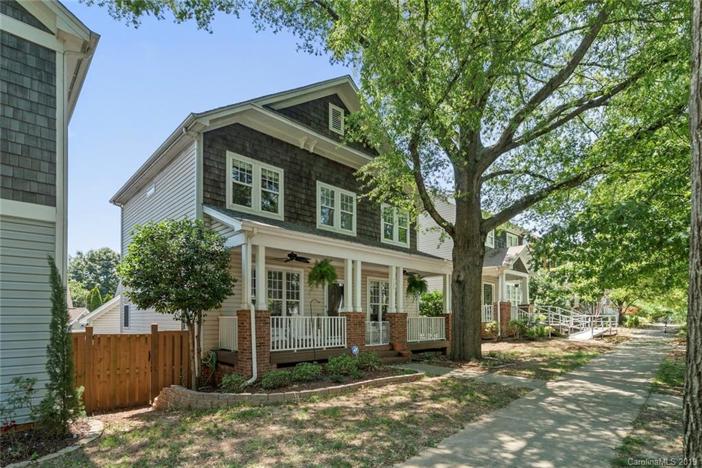 720 E 8th Street, Charlotte, NC 28202, MLS # 3505666