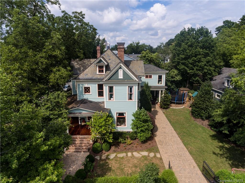 301 E Kingston Avenue, Charlotte, NC 28203, MLS # 3528364