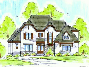 8703 Clavemorr Glenn Court, Charlotte, NC 28226, MLS # 3535612
