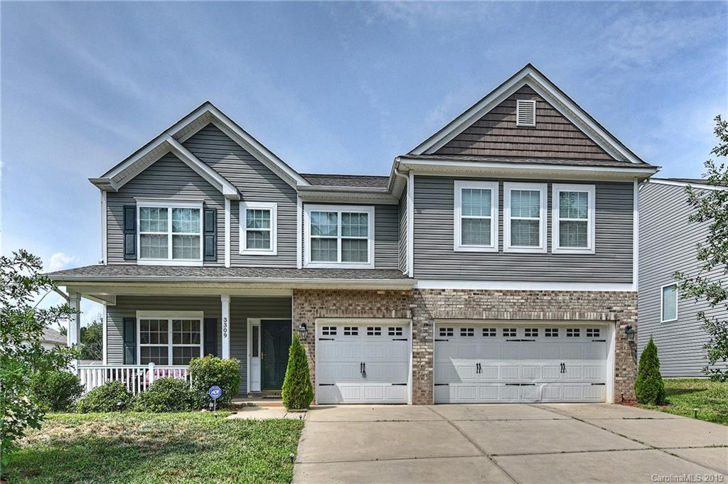 3309 Ringtail Lane, Charlotte, NC 28216, MLS # 3539321