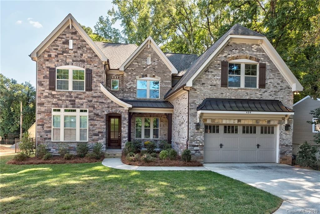 406 Sharon Amity Road, Charlotte, NC 28211, MLS # 3558331