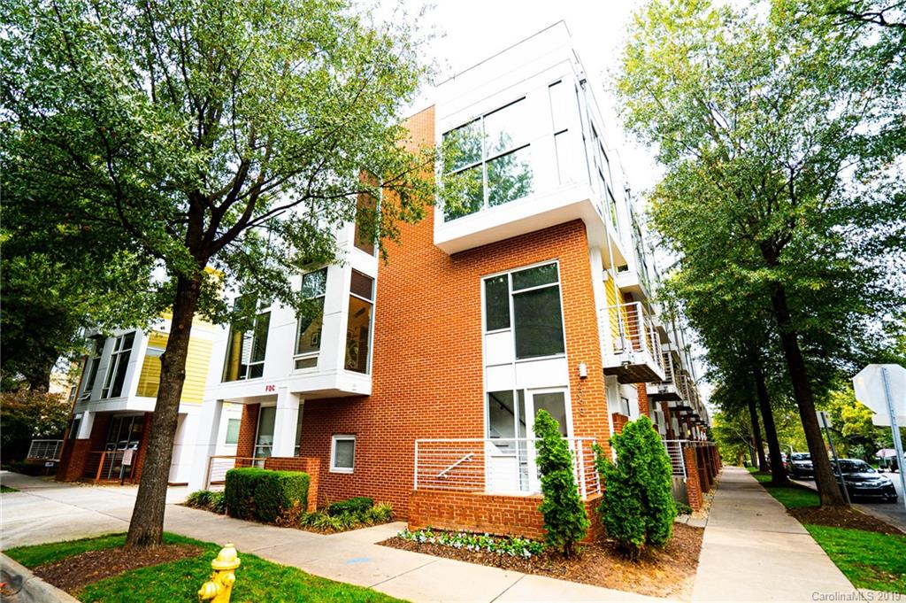 2098 Euclid Avenue Unit 1, Charlotte, NC 28203, MLS # 3565033