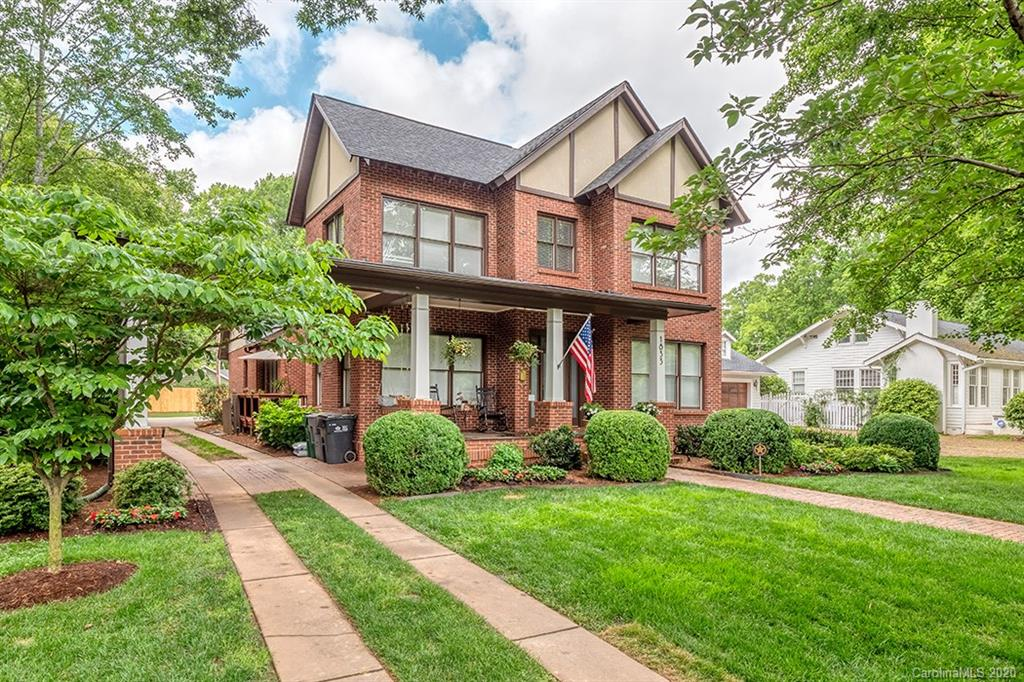 1833 The Plaza None, Charlotte, NC 28205, MLS # 3622031