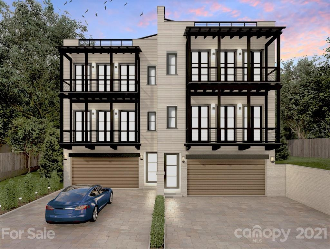 2536 Vail Avenue Unit 15A, Charlotte, NC 28207, MLS # 3622407