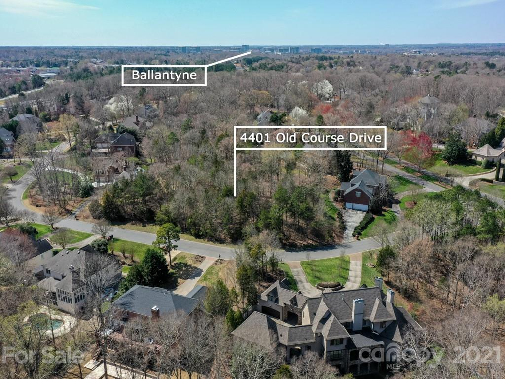4401 Old Course Drive, Charlotte, NC 28210, MLS # 3719375