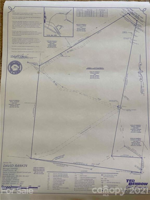 Perry Road, Troutman, NC 28166, MLS # 3724533