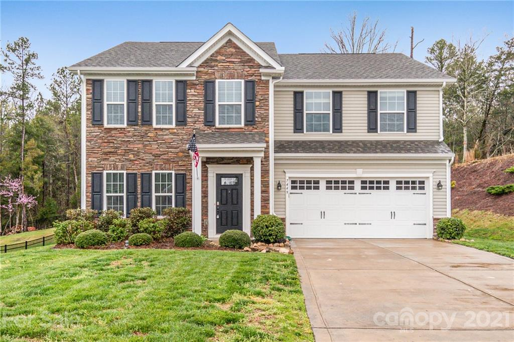 7449 Greene Mill Avenue, Concord, NC 28025, MLS # 3724940