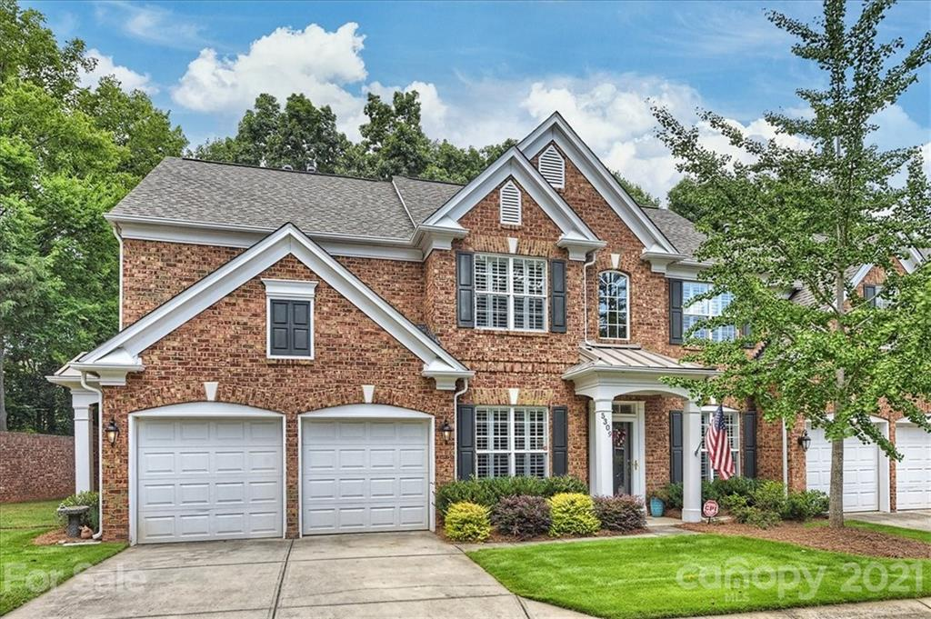 5309 Greenfield Commons Drive, Charlotte, NC 28226, MLS # 3762212