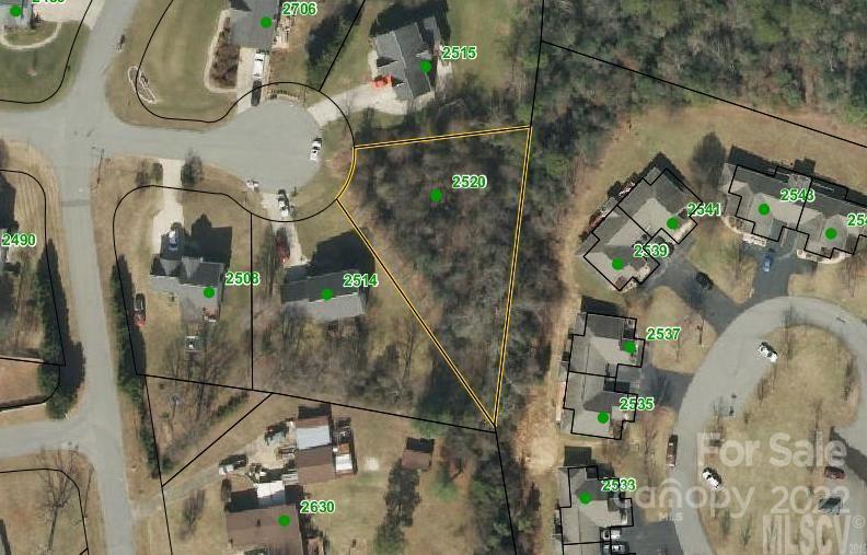 2520 27TH AVE Circle Unit 46, Hickory, NC 28601, MLS # 9581594